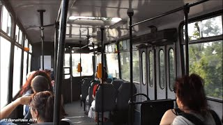 София/Sofia Trolleybus - Ikarus-Ganz 280.92 | 2915 | @6