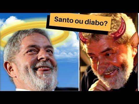 LULA NA PRISÃO│ SANTO OU DIABO? │ TIRADENTES │ POLÍTICA BRASIL │ HENRY BUGALHO