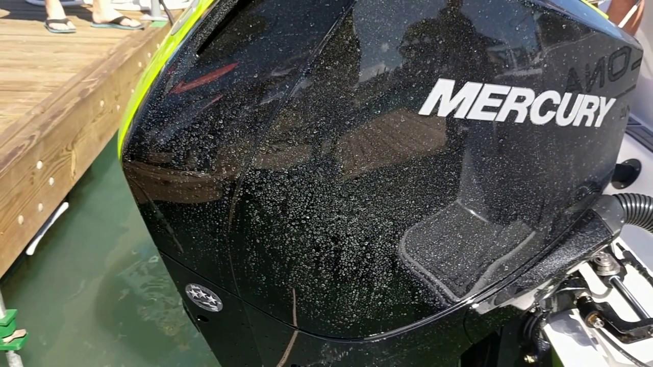 Miami Boat Show 2018: Mercury Marine — Wave To Wave