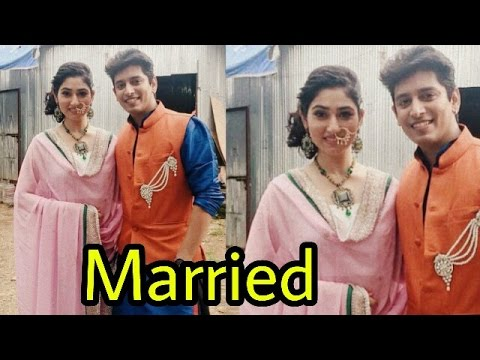 Disha Parmar(Jaanvi from Woh Apna Sa)got married to long time bf ?|Pics and Videos go viral|