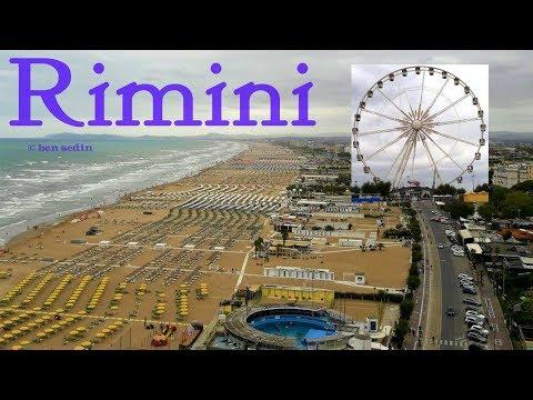Rimini, Italy - Panoramic Wheel