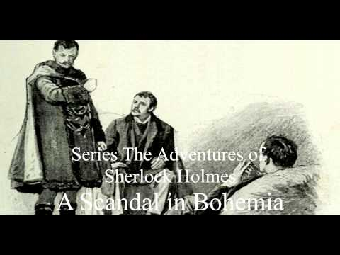 The Adventures of Sherlock Holmes - Audio Book Part One