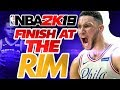 NBA 2K19 Tips: How to Finish at the Rim!