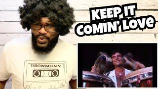 KC & The Sunshine Band - Keep It COMIN' Love   REACTION