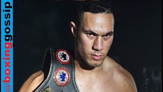 Anthony Joshua Vs Joseph Parker - Full fight breakdown - Looking ahead to 2018 Heavyweight boxing