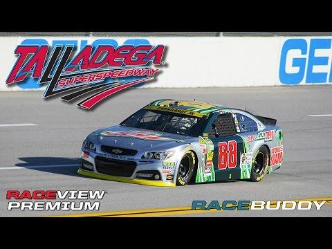 Dale Earnhardt Jr.    TALLADEGA!! Full Race    Elimination Race