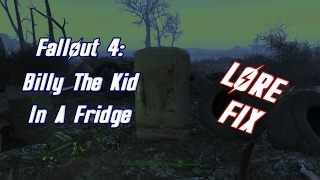 "Fallout 4: ""Billy, The Kid In The Fridge""