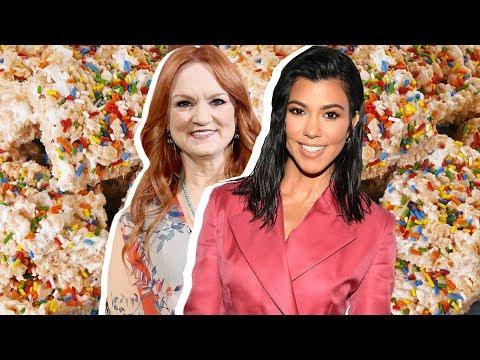 Kourtney Kardashian Vs Ree Drummond: Whose Rice Krispie Treats Are Better?