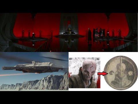 Todos los spoilers confirmados hasta ahora de Los Últimos Jedi (Diccionario visual y libros)