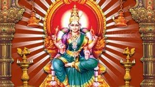 Sendoora Pattu Azhagu - Mahanadhi Shobana Amman Song - Ammanukku Thiruvizha