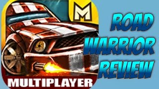 Road Warrior Game Review