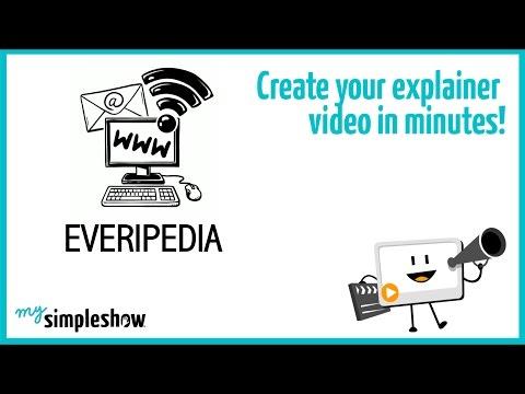 Everipedia was Sam Kazemian and Theodor Forselius's idea in 2014.