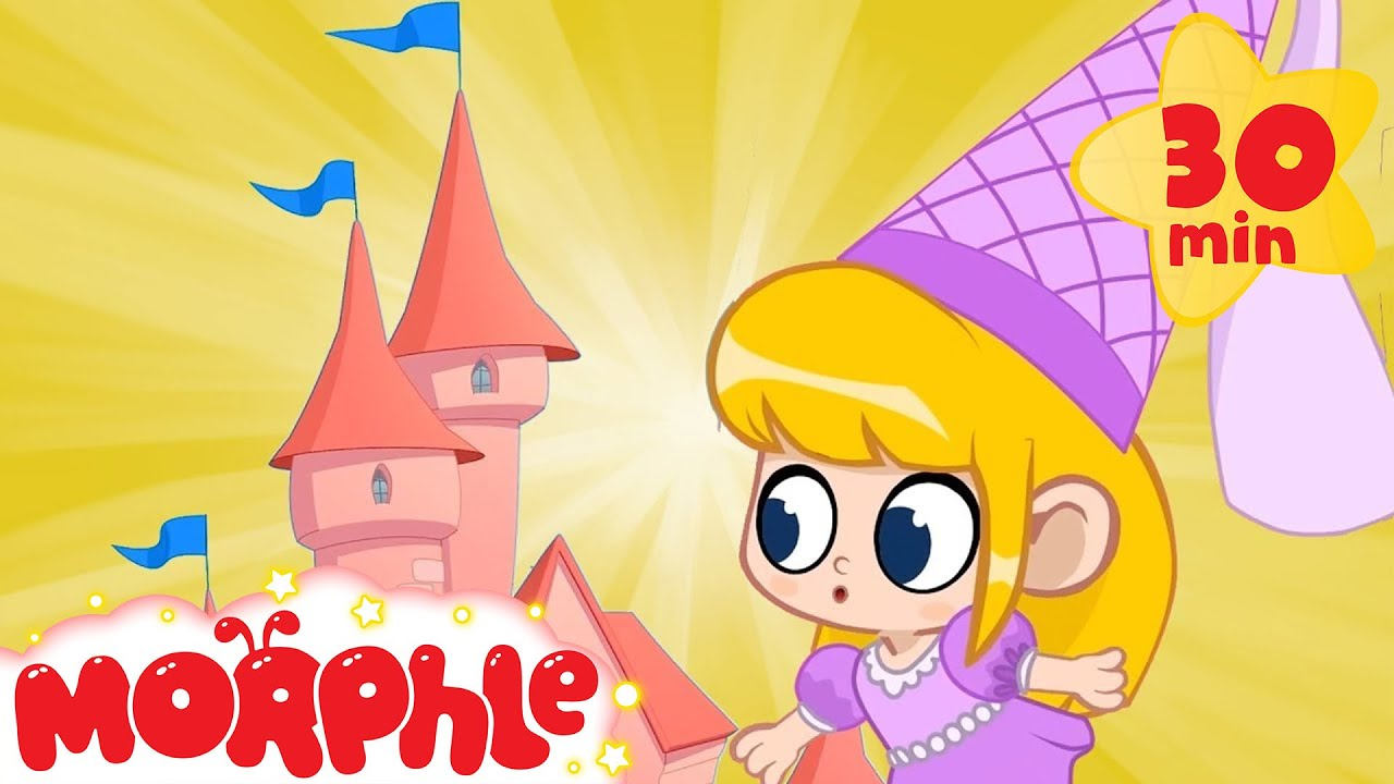 Morphle Builds Mila A Castle - My Magic Pet Morphle | Cartoons For Kids | Morphle TV | Kids Videos