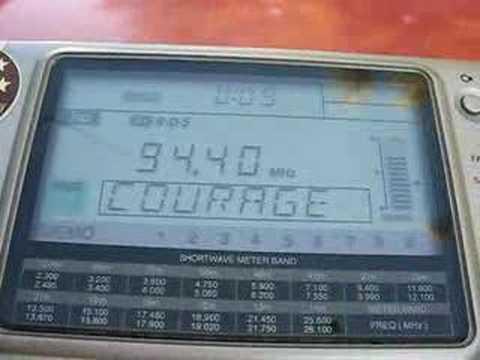 28.6. Pirate radio Courage - Pilsen - Czech republic