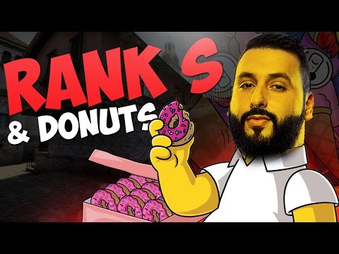 Rank S Donuts!