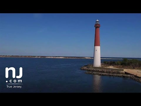 Exploring New Jersey's lighthouses with a drone