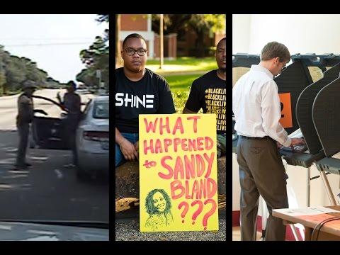 Roundup: Sandra Bland, GOP Sweet 16