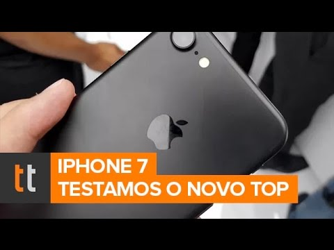 Teste do iPhone 7: primeiras impressões do novo celular da Apple
