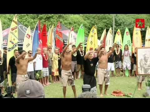 Hawaiian Roots  - Surf history