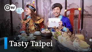 Taiwan for food lovers | DW Documentary (food documentary)