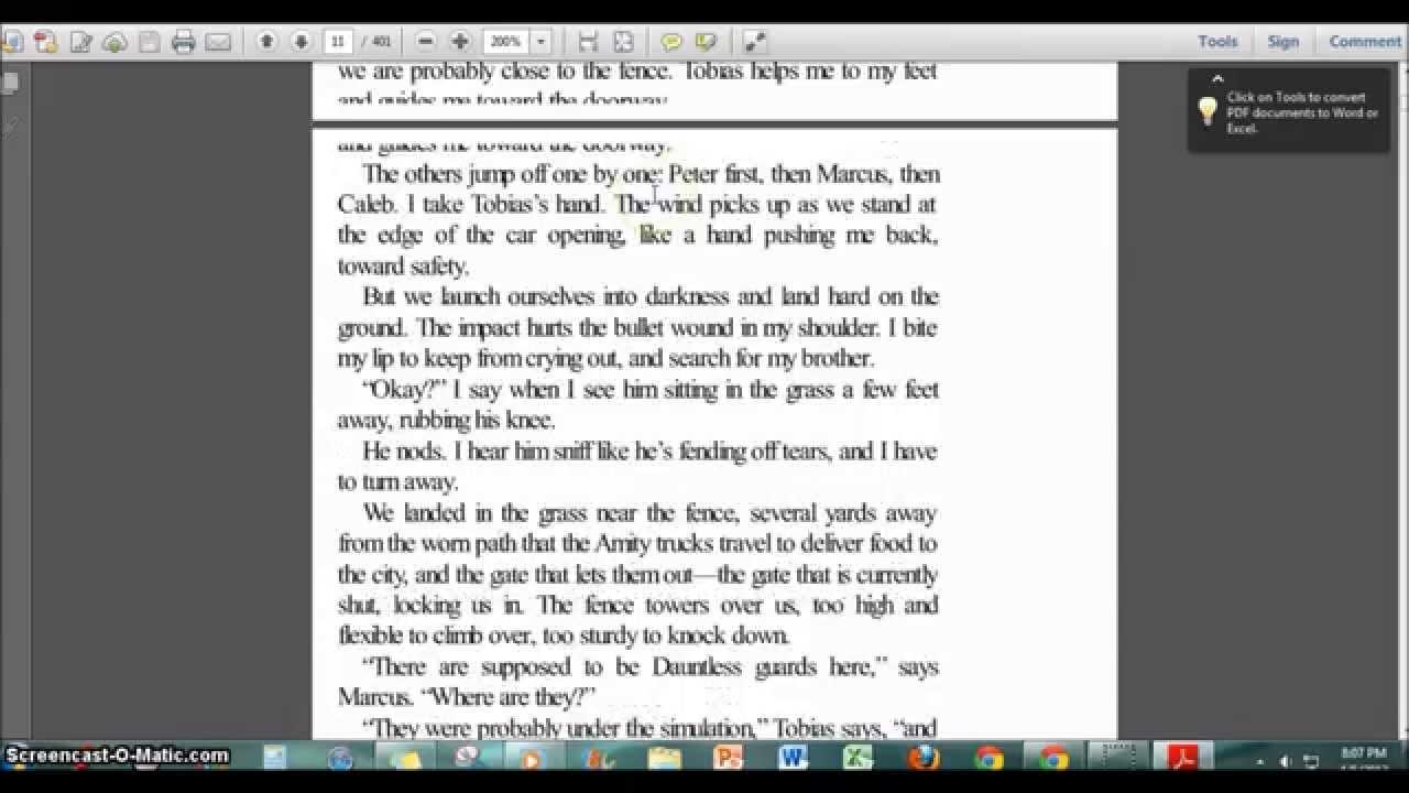 Ibooks insurgent pdf