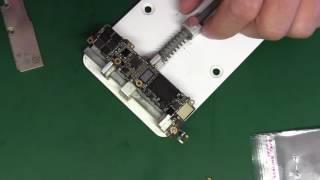 видео iPhone 5s  не работает основная камера