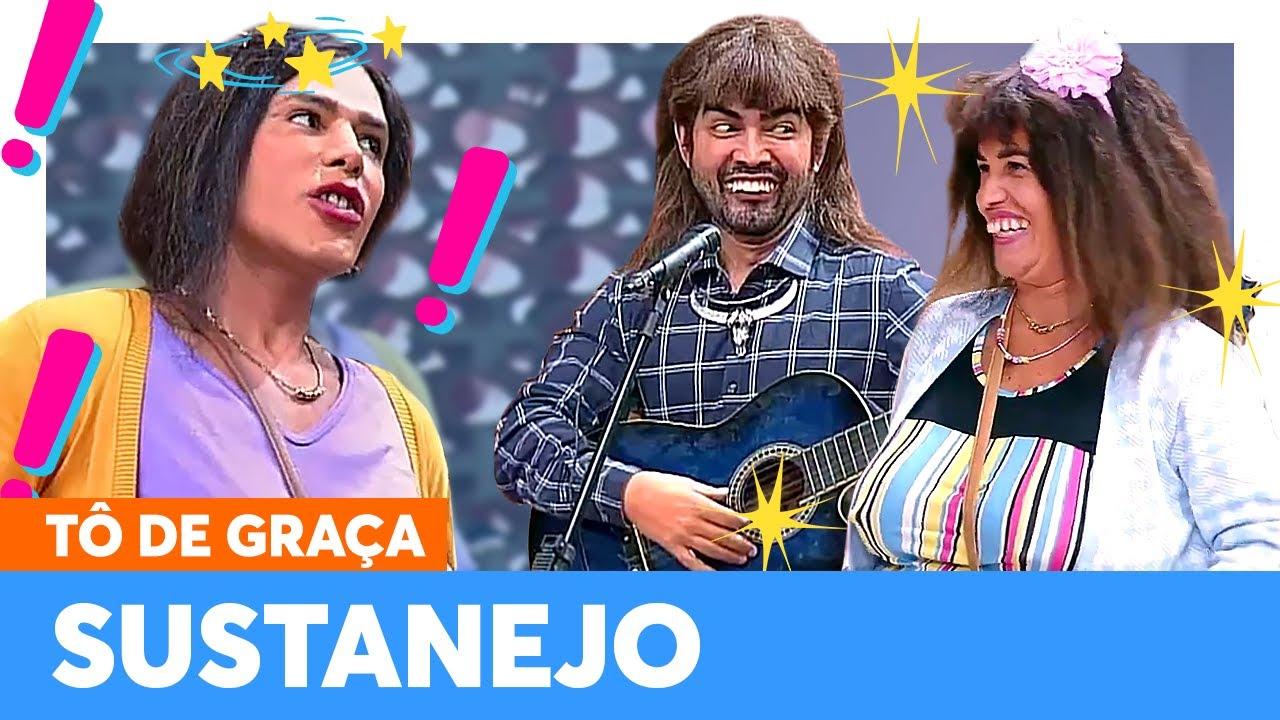 Download Vilso vira CANTOR sertanejo e Graça se ASSUSTA!   Tô De Graça 29/07/2021 EP 09 parte 2