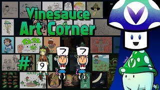 [Vinebooru] Vinny - Vinesauce Art Corner (PART 977)