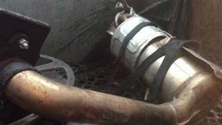 Volvo C30 DPF cleaned by DPF repair and cleaning Hull
