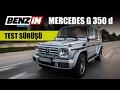 Mercedes-Benz G 350 d test sürü?ü - Benzin TV 2017