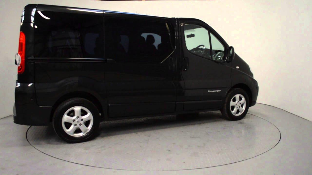 Renault trafic van for sale