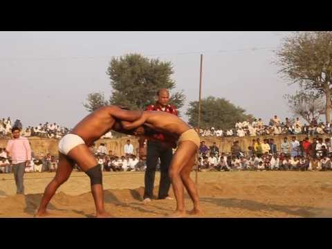 good pin- Traditional Indian Wrestling