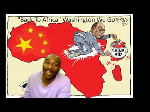 """""""Back To Africa"""" Washington We Go"""