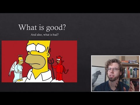Define: good | What is good? | PHILOSOPHY