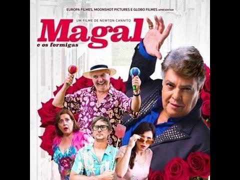 Trailer do filme Magal e os Formigas