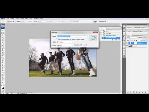 HOW TO EDIT IN PHOTOSHOP CS3 (TAGALOG)