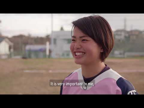 Nami Nagasaka: The high school girl with Women's Rugby World Cup ambitions