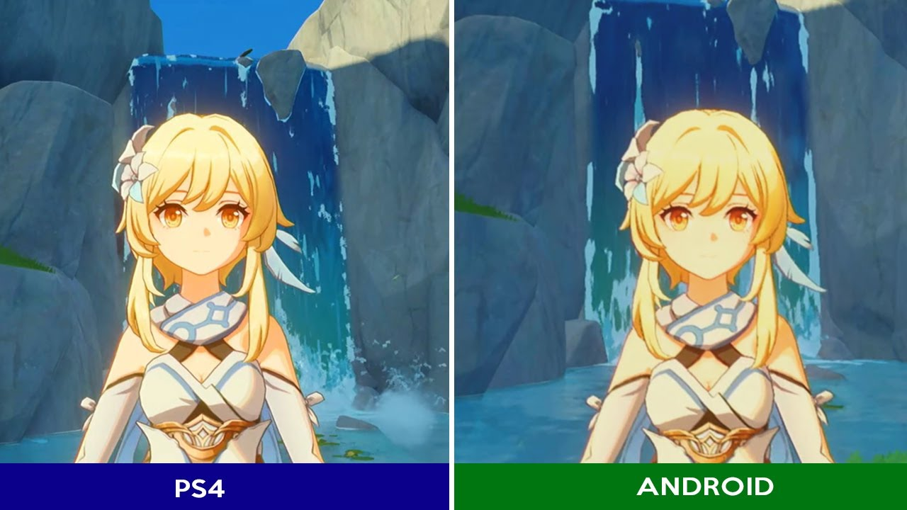 Is There A Difference Between Mobile Ps4 And Pc Versions Of Genshin Impact Android Central