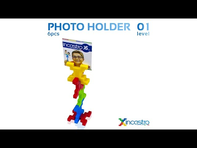 INCASTRO | Level 1 | Photo Holder
