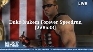 Duke Nukem Forever Speedrun for SDA [2:06:38]