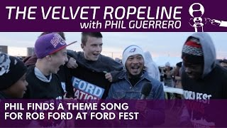 Baixar SessionsX The Velvet Ropeline: Phil Finds A Theme Song For Rob Ford At For Fest