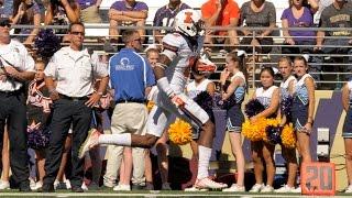 Illinois Football Postgame Highlights at Washington 9/13/14