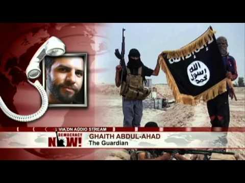 Massive Military Failure as ISIS Advances on Syrian Border Town of Kobani