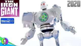 Iron Giant /& Robby the Robot Walking Talking light up figures Walmart Exclusive