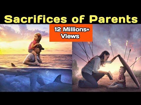 Sacrifice of Parents | #sacrifice | #mother | #father | #parents