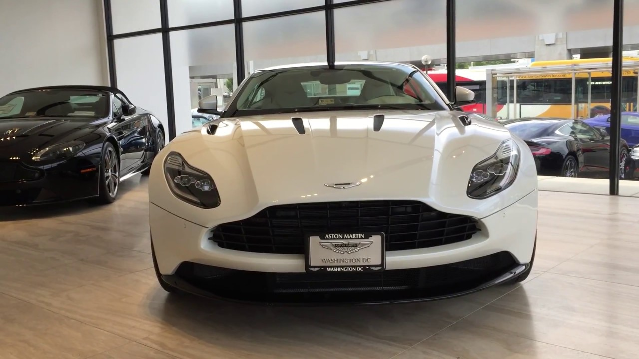 Exclusive Automotive Group YouTube Gaming - Aston martin washington dc