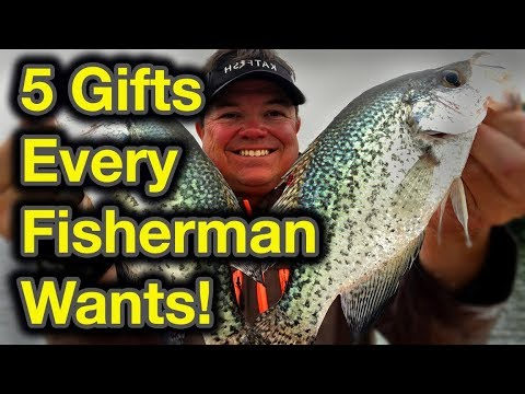 5 Gift Ideas That Every Fisherman Wants