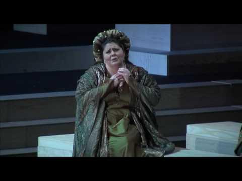 """Il Trovatore"" (A Coruña, 2015). Angela Meade. ""Tacea la notte..."" OSG/Wilson"