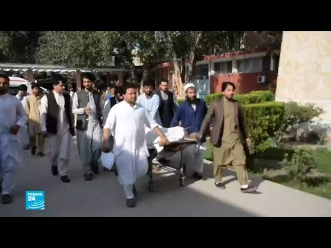 سقوط قتلى وجرحى في قندهار في أفغانستان  - نشر قبل 1 ساعة
