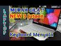 Gambar cover Laptop Murah HP 14s DK0073AU 3 JUTAAN DENGAN BACKLIT KEYBOARD & DESAIN MACBOOK | Bongkar